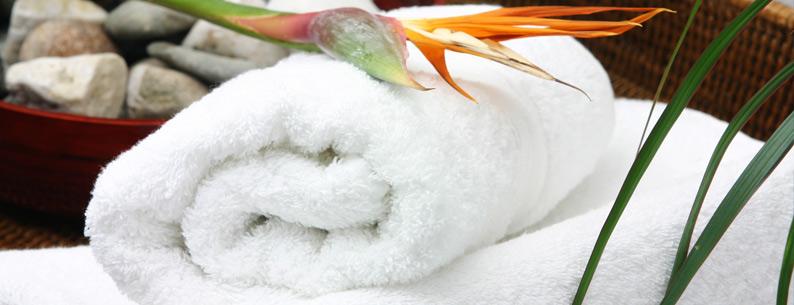 come pulire gli asciugamani e le lenzuola
