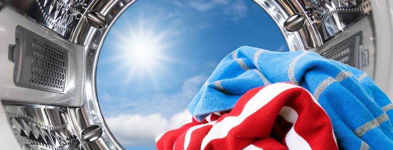 Ozono disinfettante naturale per lavatrice