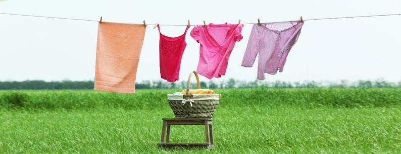 lavaggio eco lavatrice
