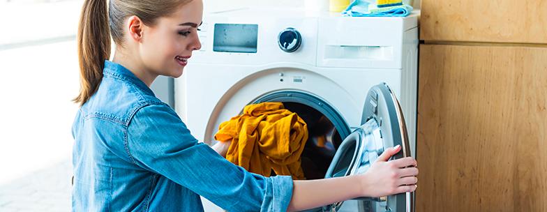 Pulire il filtro della lavatrice con l'ozonizzatore domestico