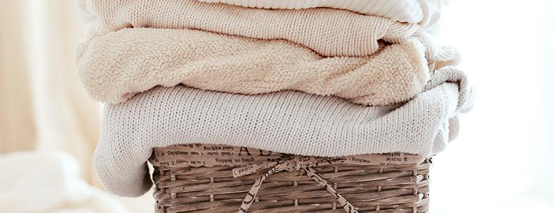 Come lavare il cashmere con l'ozonizzatore domestico