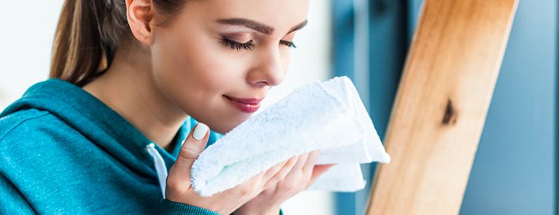 Ozono il detersivo per lavatrice