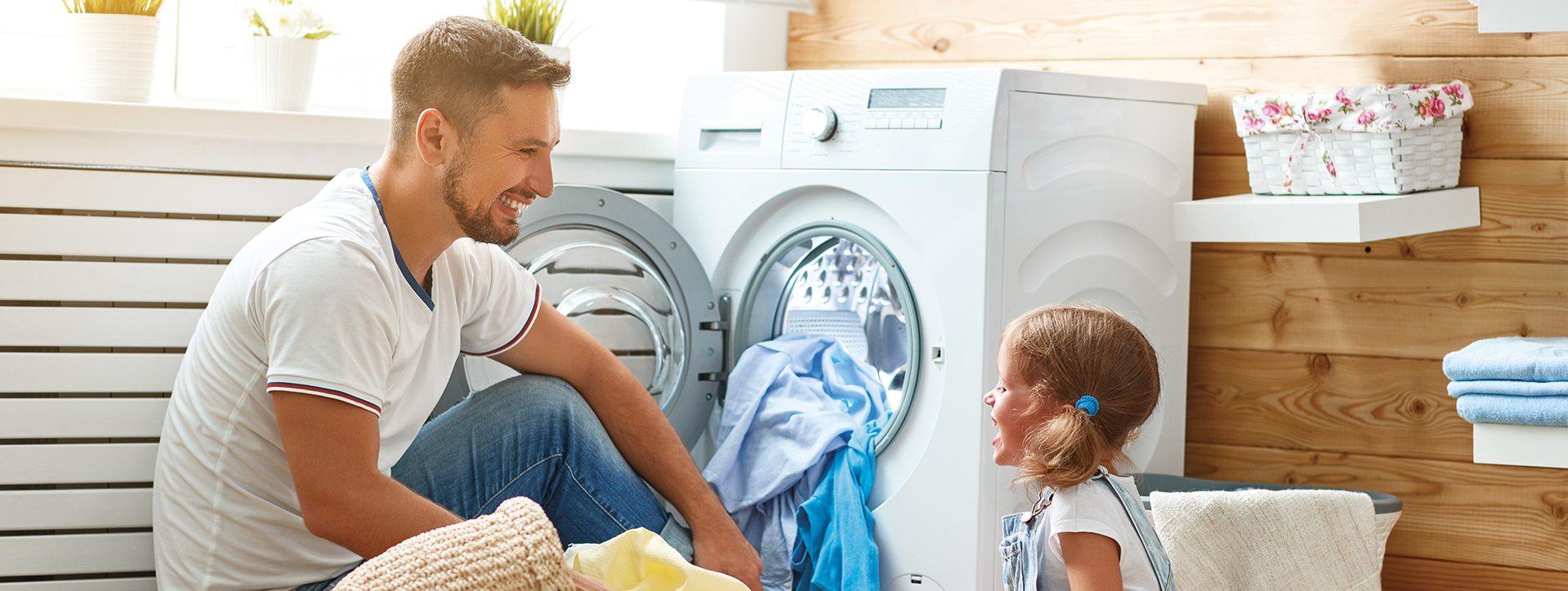 Bucato sanificato e pulito con Igenial