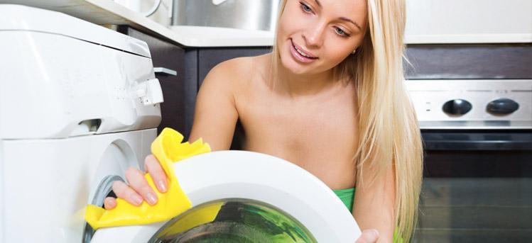come pulire la lavatrice