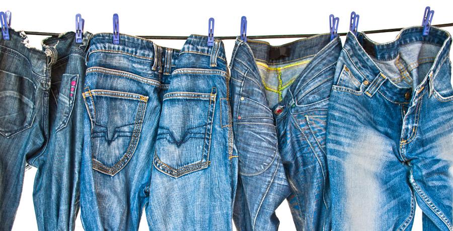 consigli per lavare i jeans