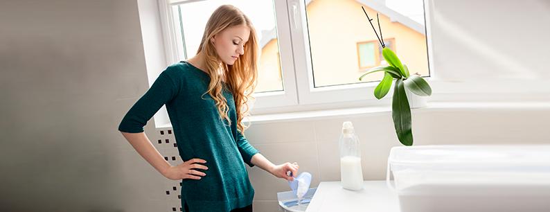 Rimedi lavatrice che lava male