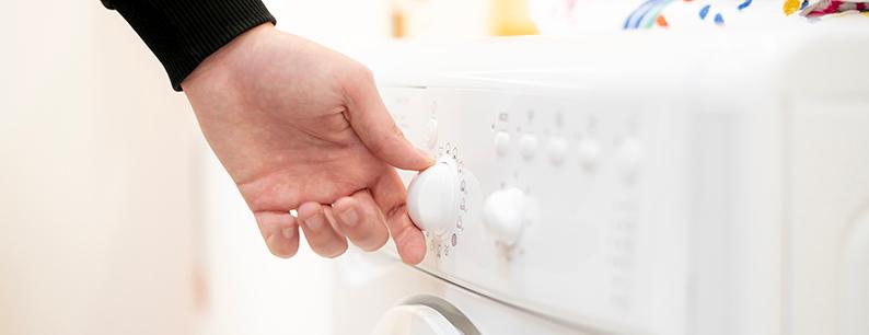 usa l'ozonizzatore per una lavatrice che lava male