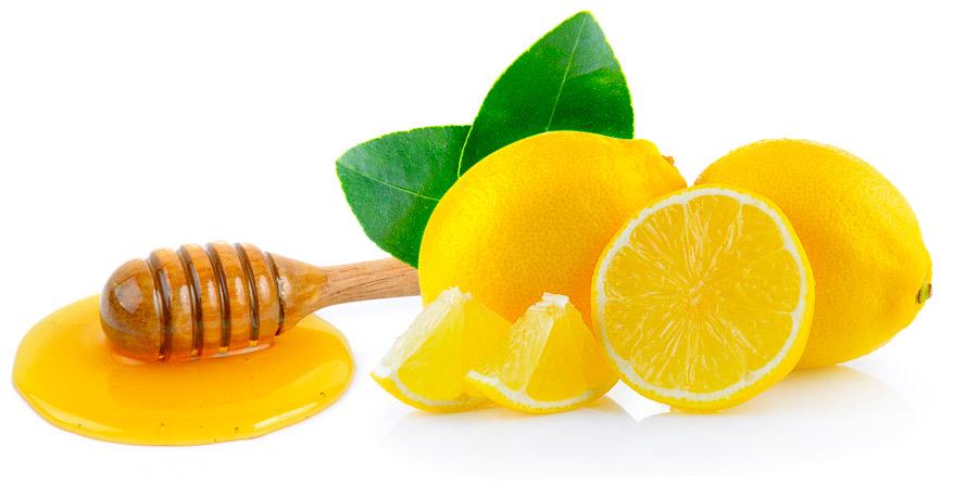 miele e limone come detergente per il viso fai da te