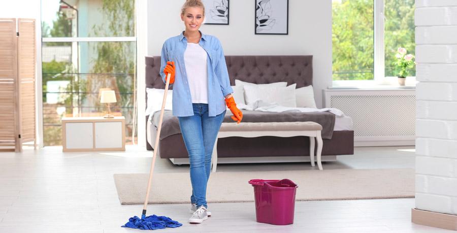mocio per lavare meglio il pavimento