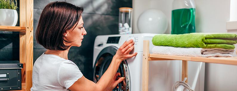 Il prelavaggio della lavatrice