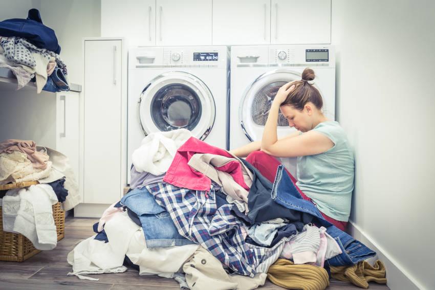 Lavaggio lavatrice, ogni quando lavare i vestiti che indossiamo