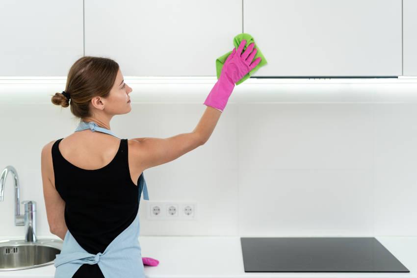 con l'acqua ozonizzata si potrà pulire tutte le superfici