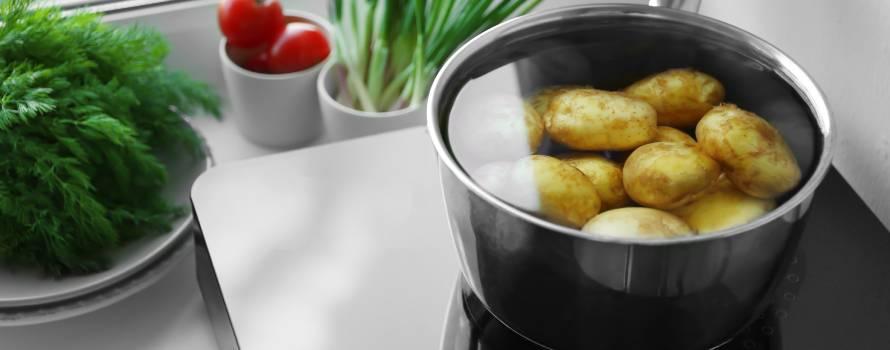 acqua di patate e aceto