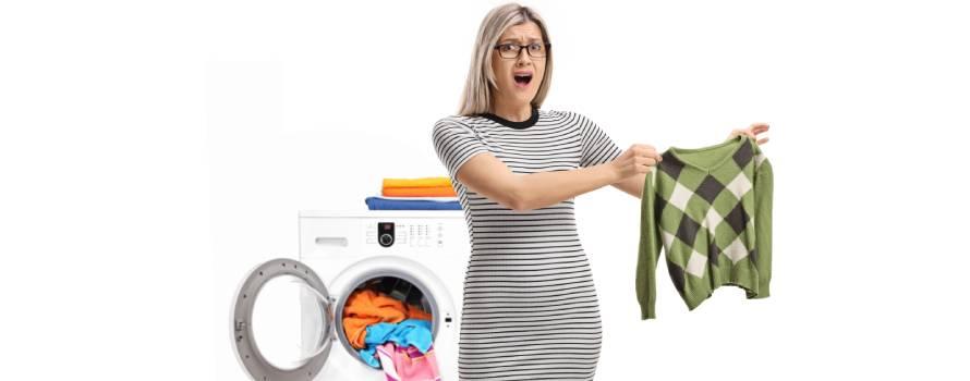 i 10 errori nel lavare in lavatrice