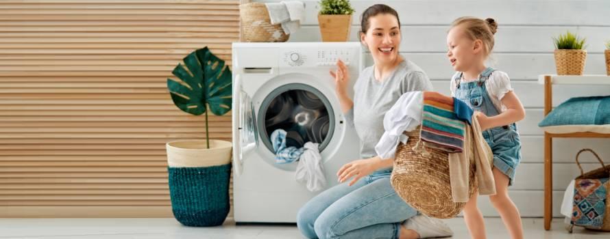 lavare i vestiti dei neonati senza detersivi
