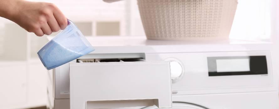 utilizzare i detersivi per igienizzare gli indumenti