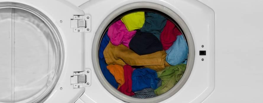 ogni lavatrice deve contenere il giusto carico