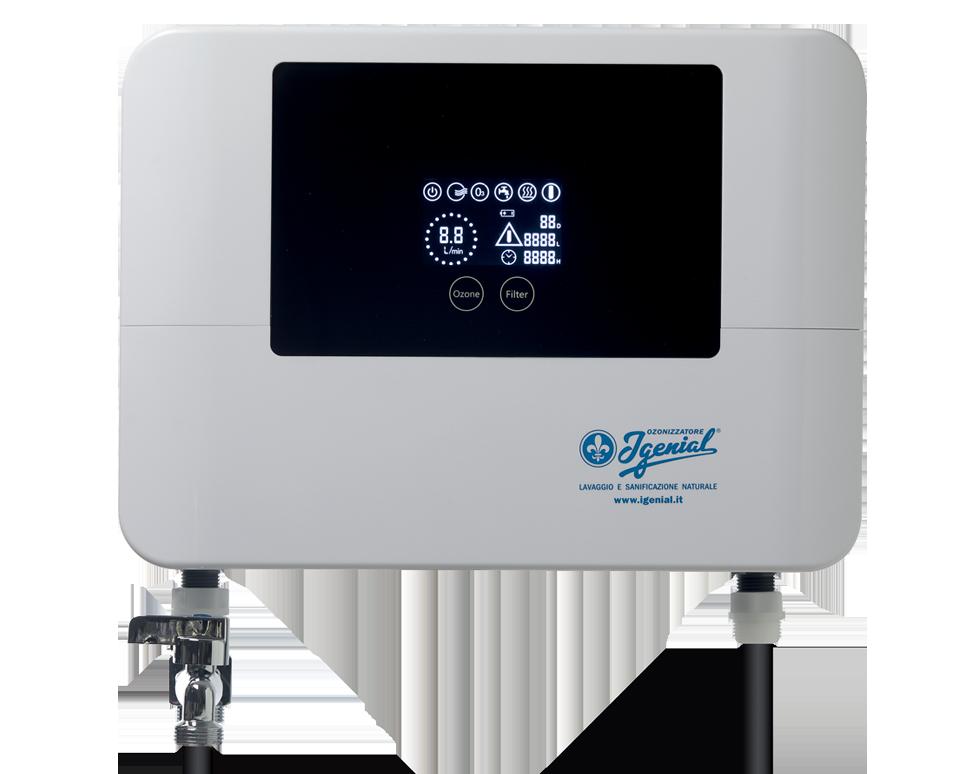 ionizzatore per lavatrice igenial