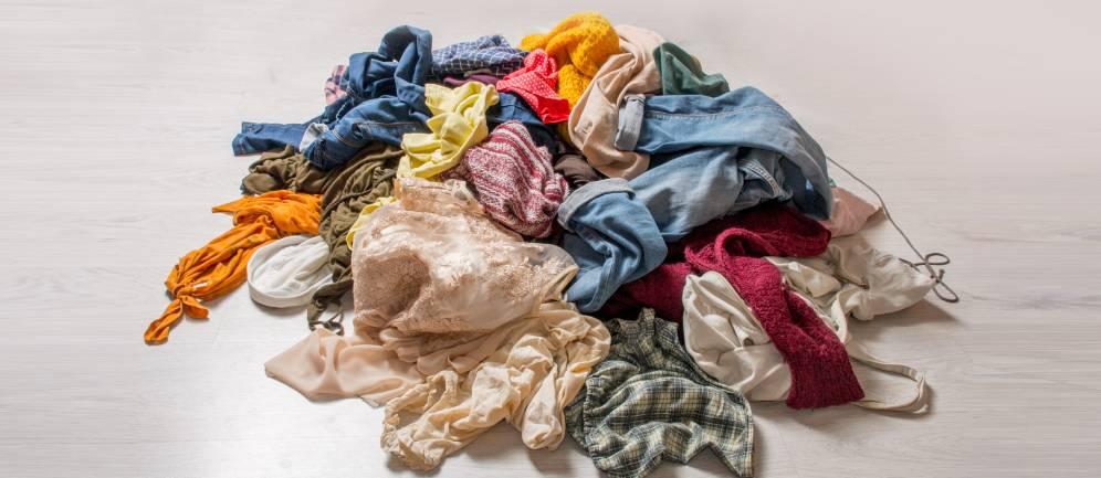 il lavaggio dei tessuti sintetici