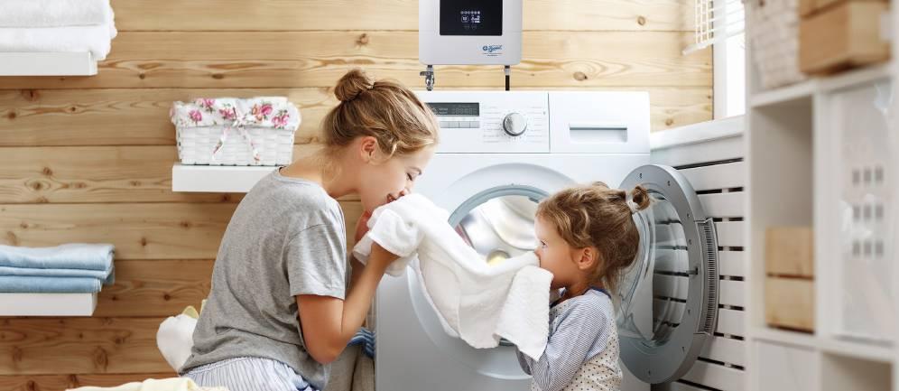 utilizza igenial nei tuoi lavaggi
